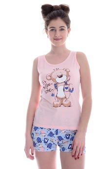 Новинка: пижама с мишкой Malina